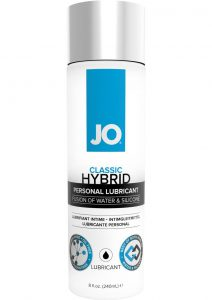 Jo Hybrid Personal Lubricant 8 Ounce