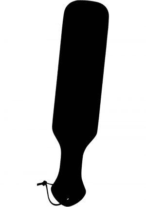Dominant Submissive Paddle Black