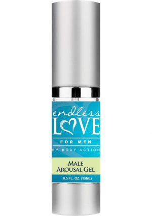 Endless Love For Men Male Arousal Gel .5 Ounce