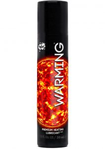 Wet Warming Heating Lubricant 1 Ounce