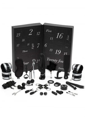 Fifty Shades Of Grey There`s Only Sensation 24 Days Of Tease The Official Pleasure Collection