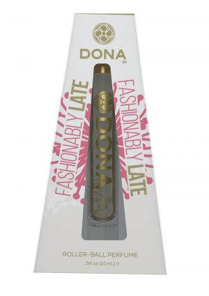 Dona Roll On Perfume Fashionably Late 10ml