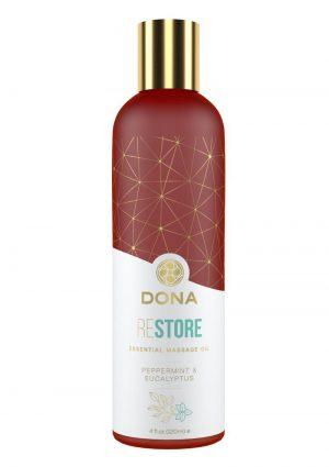 Dona Essential Massage Oil Restore