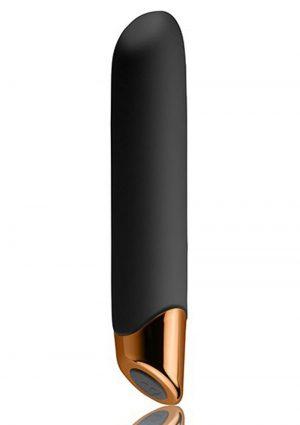 Chaiamo Black Vibrator Multifunction Waterproof
