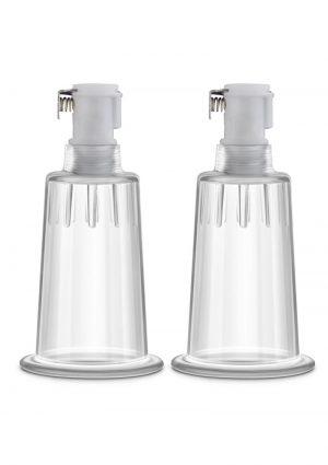 Temptasia Nipple Pump Cylinder 2 Pc 1