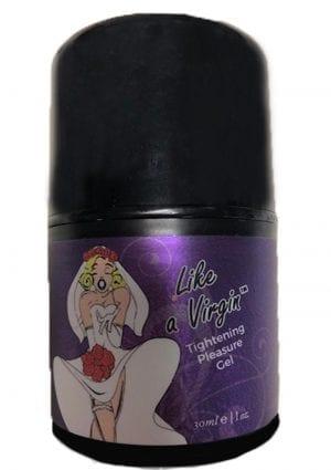 Tickle Her Like A Virgin Tightening Pleasure Gel 1 Ounce