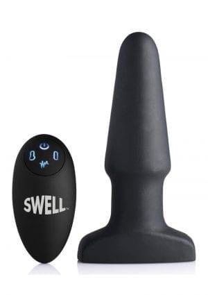 Swell 10x Inflate Vibe Anal Plug
