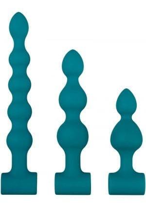Aande Vibrating Bumpy Bead Set