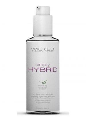 Simply Hybrid 2.3 Oz