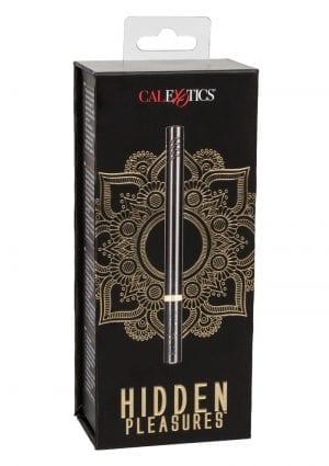 Hidden Pleasures Black